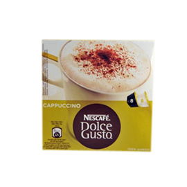 DOLCE GUSTO cappuccino 200gr (8+8)