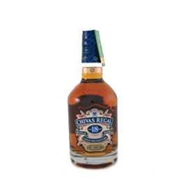 CHIVAS REGAL 18anos 70cl