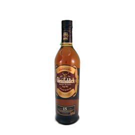 GLENFIDDICH Malt 15 Anos 70cl