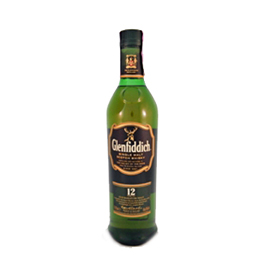 GLENFIDDICH Malt 12 Anos 70 cl