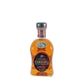CARDHU Malte 12 anos 70cl
